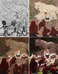 Mononoke Progress