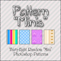 Pattern Minis by id-24