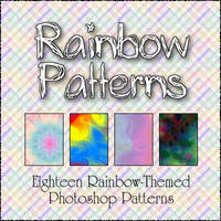 Rainbow Patterns by id-24
