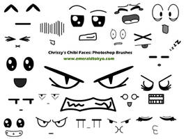 Chrissy's Chibi PS Brushes