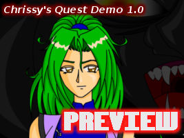 Chrissy's Quest Playable Demo