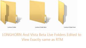Longhorn live folder Edited