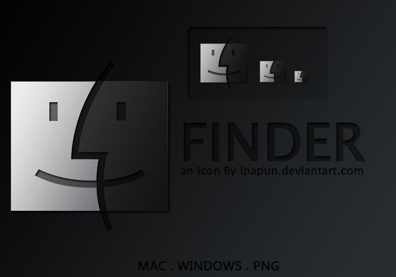 Finder by ipapun