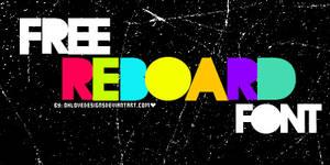 reboard font