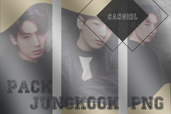 PACK JUNGKOOK PNG by CANgirl