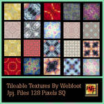 Abstact Textures By WebFoot