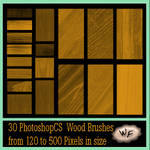 Re: Any wood texture brushes