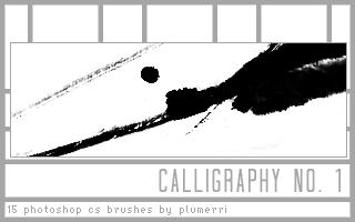 Calligraphy No  1 by plumerri on DeviantArt