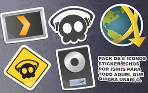 Icon Sticker Pack programs