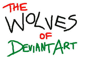 The 2016 Wolves of DeviantArt - Flipnote 3D