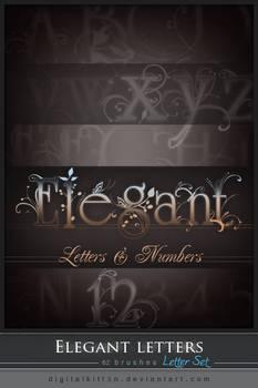Elegant Letters LS