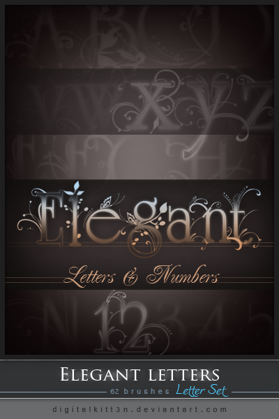 Elegant Letters LS by Stars-of-Nevaeh