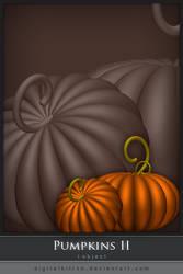 Pumpkins II by ObsessiveDezign