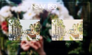 .PSD VintageG