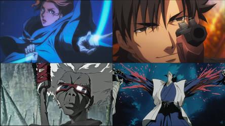 Anime Styles