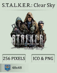 S.T.A.L.K.E.R.: Clear Sky Icon V2 by UltimateAoshi