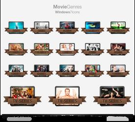 Movie Genres Icons 2013 Update!