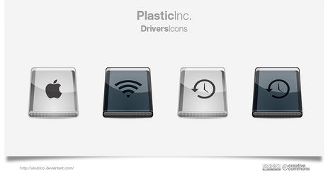Plastic Inc. Hard Drivers