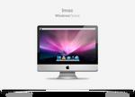 Imac - Windows Seven Icon