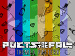 Poets of the Fall Pattern by Liekkii