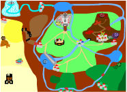 HWoMM Territory Map of Hyrule