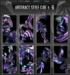 abstract C4D pack 9