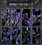 Abstract C4D pack 12