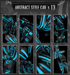 Abstract C4D pack 13