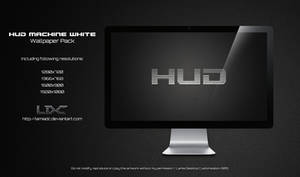 Modul 002 :: HUD Machine White by LamiaDC