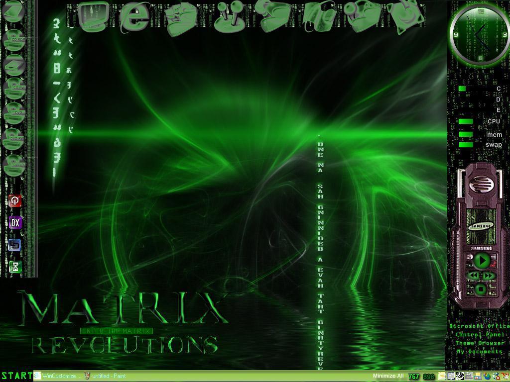 Matrix Revolution Final by kevrast