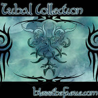 Tribal Collection by Tatianasaphira