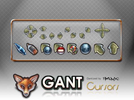 GANT Cursors Pack - M