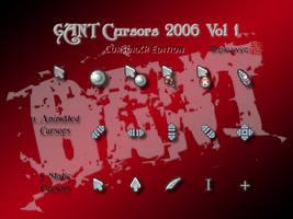 GANT Cursors 2006 Vol 1 CXP by pkuwyc