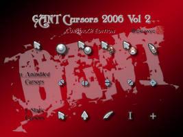 GANT Cursors 2006 Vol 2 CXP by pkuwyc