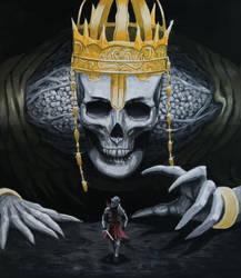 Dark souls - High warlord wolnir