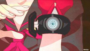 Ryuko's Spiral Energy