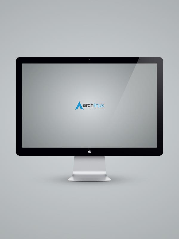 Arch Linux Caledonia by malisremac