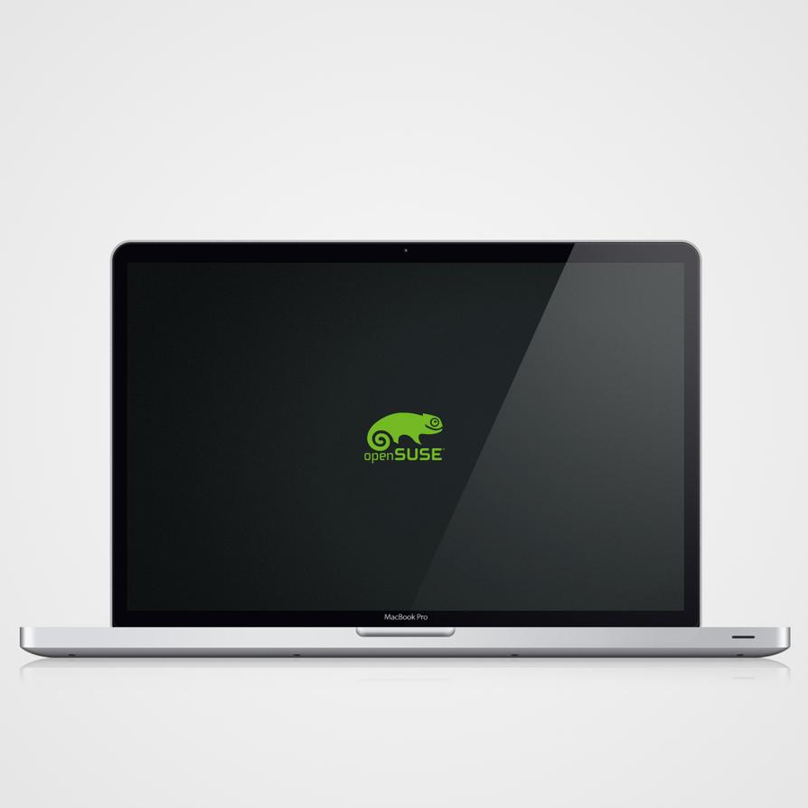 Opensuse Wallpaper: OpenSUSE Dark By Malisremac On DeviantArt