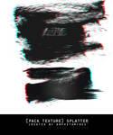 [PACK TEXTURE] Splatter Black and white