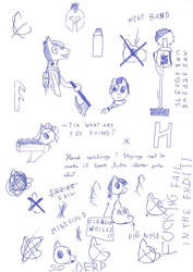 Pen challenge by Anybronym0ti0n