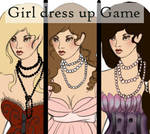 dress up game girl