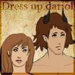 dress up darious and eriol