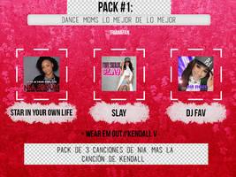 +Pack de Canciones Regalitos DMLMDLML