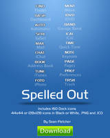Spelled Out v.2 by SeanFletcher