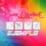 #ASL - styles paper gradient.