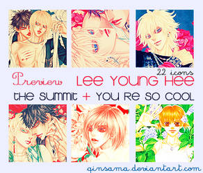Icon: Lee Young Hee's Art by qinsama