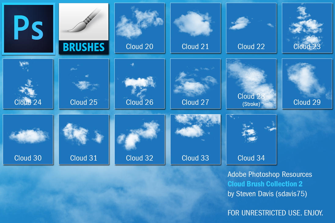 adobe photoshop cloud brushes - Consultech.us