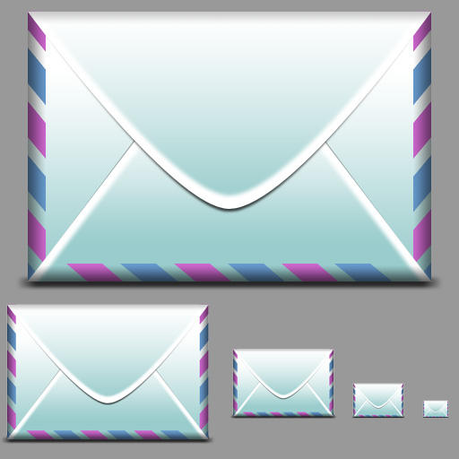 Mail Icon by abdussadik