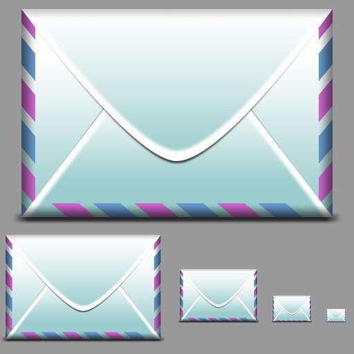 Mail Icon by abdussadik