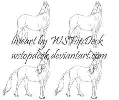 TB AND Unicorn Lines-free use